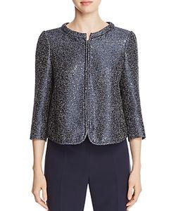 Armani Collezioni | Sequin-Embellished Jacket