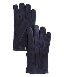 The Men's Store At Bloomingdale's | Three-Cord Suede Gloves