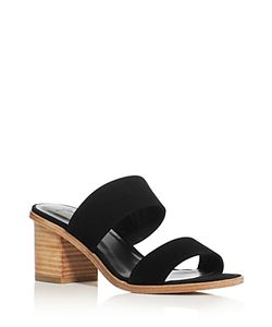 Joie | Maha Block Heel Slide Sandals