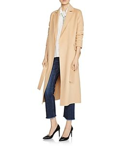 Maje | Geode Double-Faced Long Coat