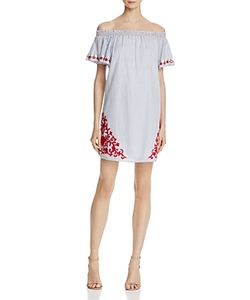 Piper | Sarah Ruff Sleeve Dress 100 Exclusive