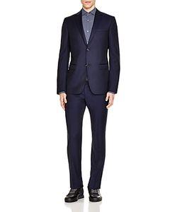Z Zegna | Mini Dot Slim Fit Suit