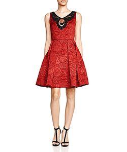 The Kooples   Embellished Jacquard Dress