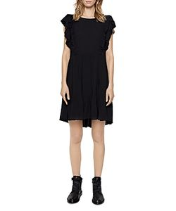 Zadig & Voltaire | Rousseau Ruffled Dress