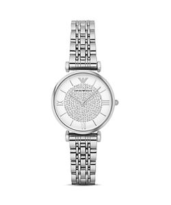 Emporio Armani | Pave Watch 32mm
