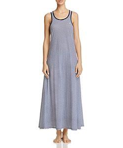 Ralph Lauren | Lauren Striped Print Nightgown