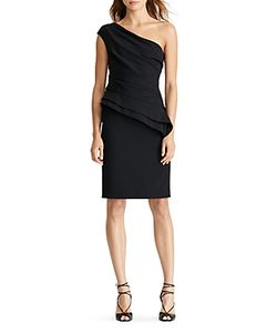 Ralph Lauren | Lauren One-Shoulder Dress