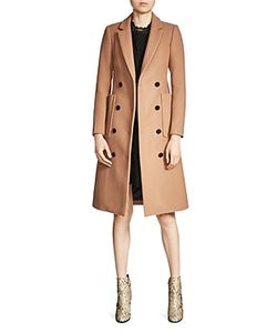 Maje | Galerie Double-Breasted Coat