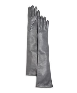 Bloomingdale's | Long Leather Gloves 100 Exclusive