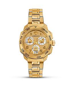 Versace   Italian-Style Swiss Made Watch 44mm