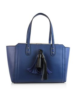 Ivanka Trump | Soho Solutions Tassel Leather Work Tote