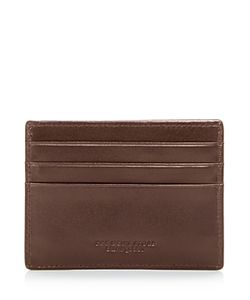 The Men's Store At Bloomingdale's | Rfid Michigan Card Case