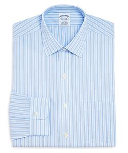 Brooks Brothers | Stripe Non-Iron Regent Classic Fit Dress Shirt