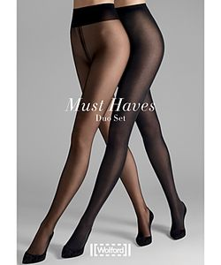 Wolford | Must-Haves Tights Duo Set Of 2
