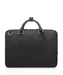 Smythson | Slim Briefcase