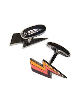 Paul Smith | Lightning Bolt Cufflinks