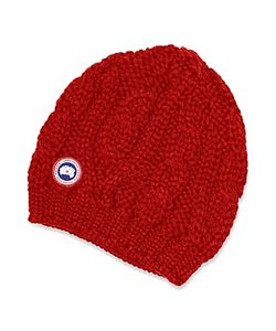 Canada Goose | Cable Knit Beanie Hat