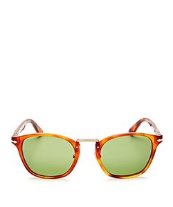 Persol | Typewriter Edition Square Sunglasses 49mm