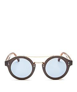 Jimmy Choo | Montie Round Sunglasses 65mm