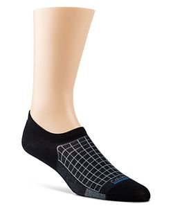 Calvin Klein | Tech Cool Grid No-Show Socks