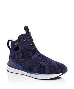 Puma | Fierce Velvet Trim Sneakers