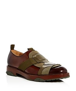 Salvatore Ferragamo | Faber Slip On Oxfords