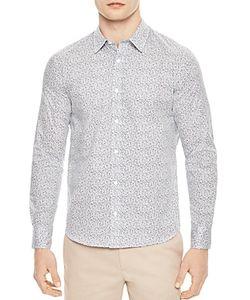 Sandro   Gypsy Slim Fit Button-Down Shirt