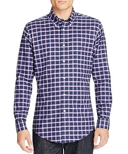 Brooks Brothers | Check Slim Fit Button-Down Shirt