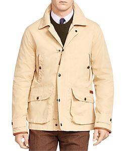 Polo Ralph Lauren | Cotton Blend Twill Coat