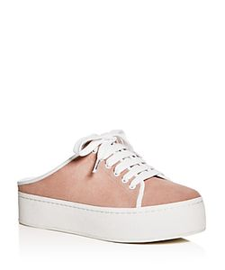 Opening Ceremony | Cici Lace Up Platform Sneaker Mules
