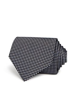 Armani Collezioni | Micro Check Classic Tie