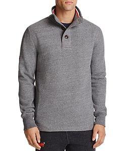 Superdry | Bastille Striped Collar Sweatshirt