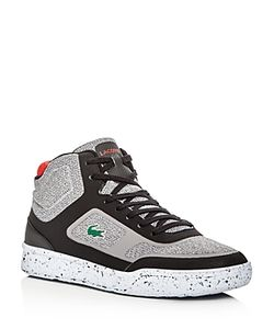 Lacoste | Explorateur Mid Top Sneakers