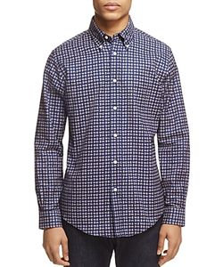 Brooks Brothers | Mini Paisley Slim Fit Button-Down Shirt