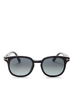 Tom Ford | Frank Sunglasses With Barberini Lenses 50mm