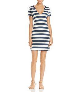 Pam & Gela   Stripe Knit Dress
