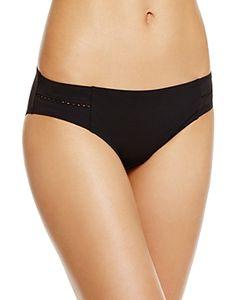 Tory Burch | Lattice Trim Hipster Bikini Bottom