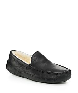 UGG | Australia Ascot Leather Slippers