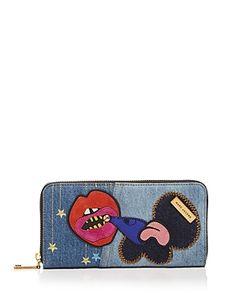 Marc Jacobs | Julie Verhoeven Standard Continental Wallet