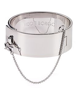 Eddie Borgo | Safety Chain Bangle