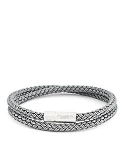 Tateossian | Rubber Cable Bracelet