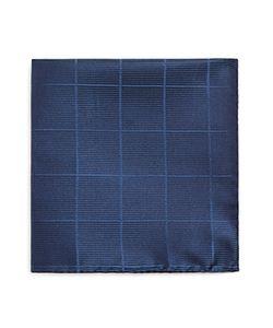 Armani Collezioni | Check Pocket Square