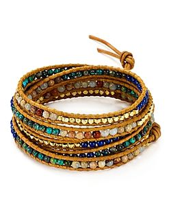 Chanluu | Chan Luu Beaded Wrap Bracelet