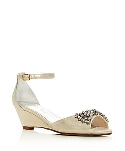 Caparros | Hugh Embellished Wedge Sandals