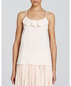 Kate Spade New York   Ruffle Front Camisole