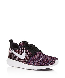 Nike | Roshe Nm Flyknit Lace Up Sneakers