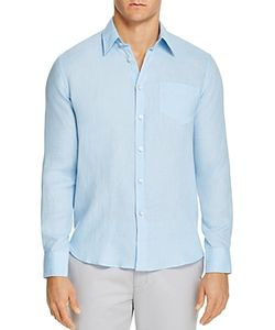 Vilebrequin | Linen Button-Down Shirt Regular Fit
