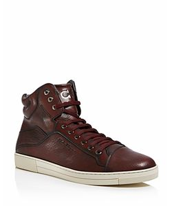 Salvatore Ferragamo | Stephen 4 High Top Sneakers