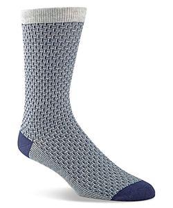 Cole Haan | Dog Bone Textured Socks