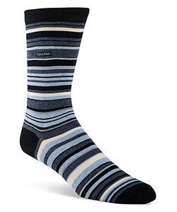 Calvin Klein | Barcode Multistripe Socks